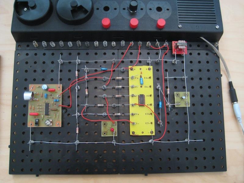 Ultraschall Entfernungsmesser Schaltung : Ultraschall tonübertragung mit mp player anschluss cent