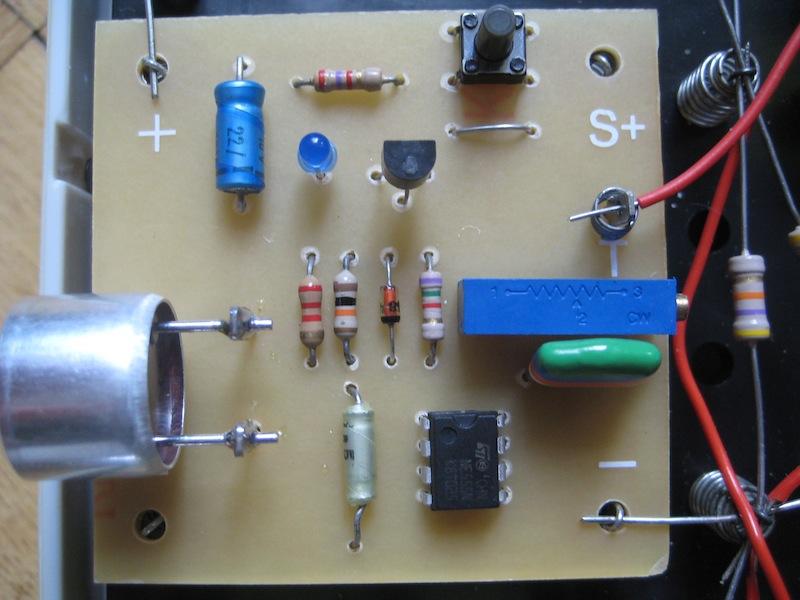 Entfernungsmessung Mit Ultraschall : Ultraschall entfernungsmesser 53 cent