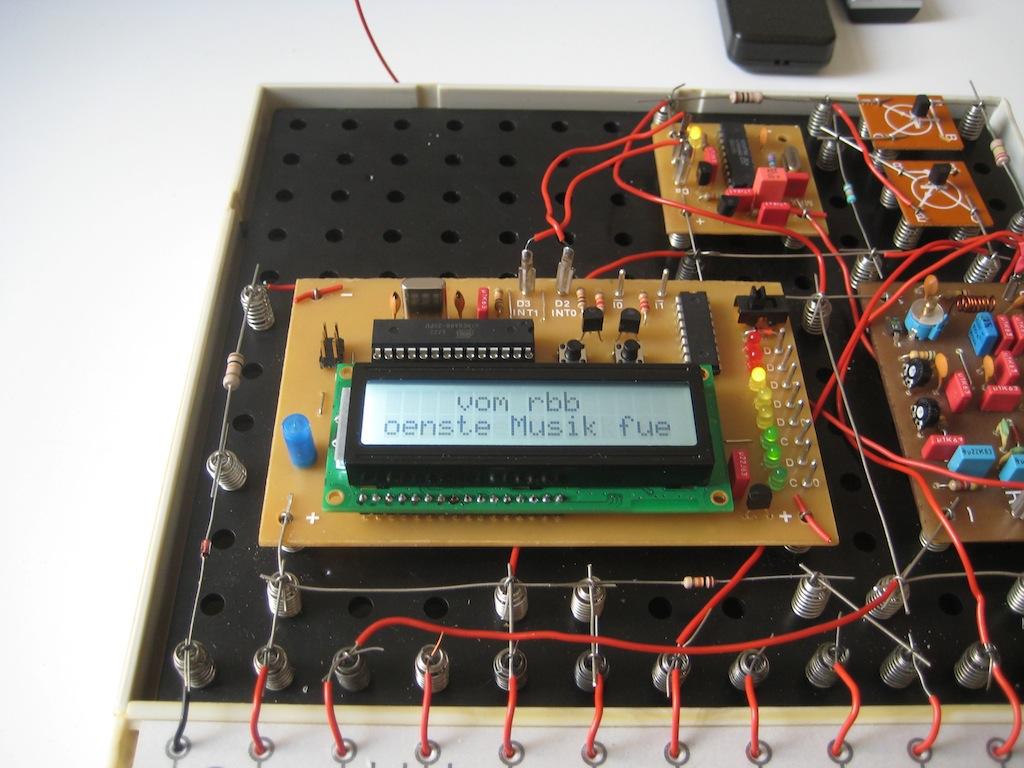 Wetekom Ultraschall Entfernungsmesser : Kompaktes ukw radio mit rds decoder 53 cent