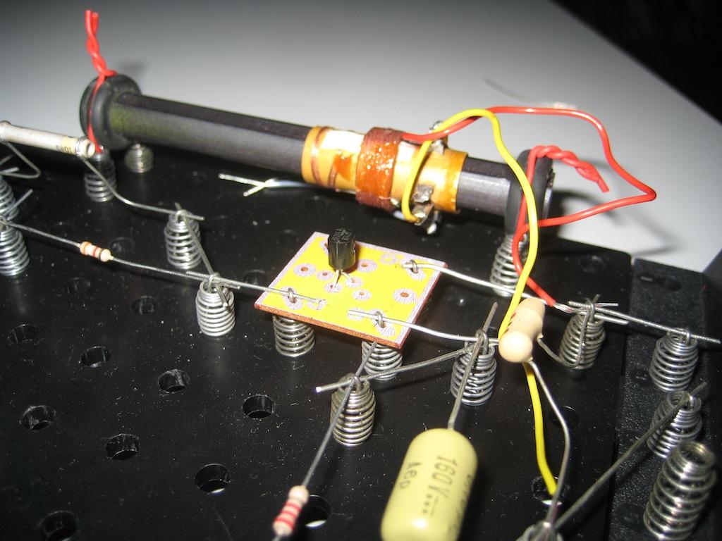Ultraschall Entfernungsmesser Schaltplan : Dcf77 funkuhr 53 cent