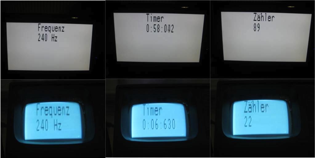 Monitorbilder