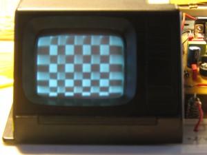 Schachbrett VGA