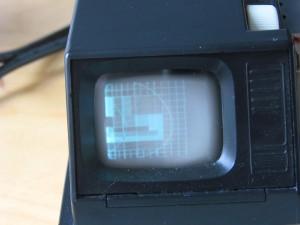 Testbild VGA ohne Bildlage